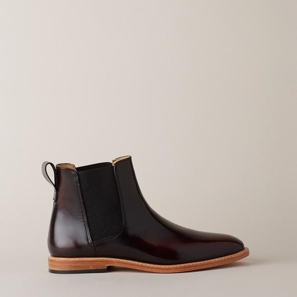 62dffbb8e22 Dieppa Restrepo Shoes - Dieppa Restrepo Troy Boots in Burgundy. Size 8